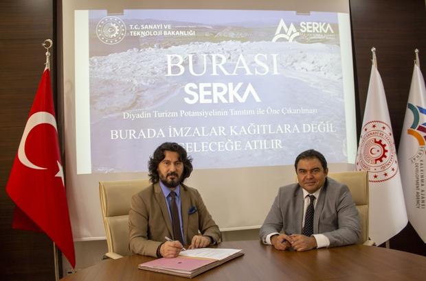 SERKA desteğiyle Diyadin'in turizm potansiyeli öne çıkıyor