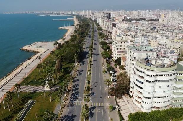 Mersin'de konut satışları mayıs ayında yüzde 2,2 azaldı Yabancılar, Mersin'den yılın ilk 5 ayında 730 konut satın aldı