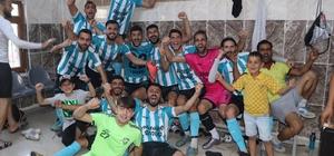 Viranşehir Belediyespor, Elbistanspor'u 5 - 0 yendi