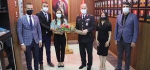 Ağrı Milli Eğitim Müdürü Tekin, Jandarma Teşkilatı'nın 182. kuruluş yıl dönümünü kutladı