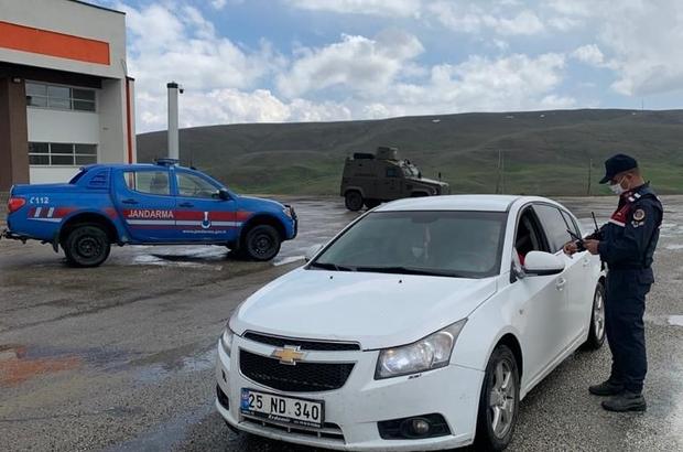 Sivas'ta Jandarma ekipleri tarafından gerçekleştirilen uygulamada çeşitli suçlardan aranan 14 şahıs yakalandı