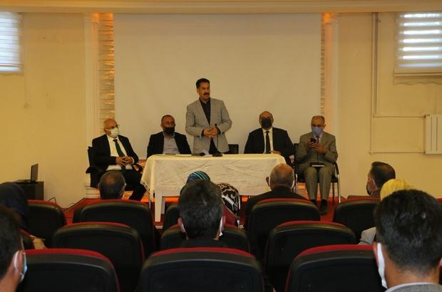 AK Parti Genel Merkezi'nden Aziziye çıkarması Aziziye'de 'Yerel Yönetimler' buluşması