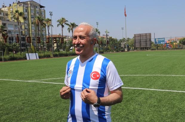 """Gültak, Akdeniz'e yapılan spor yatırımlarını anlattı Akdeniz Belediye Başkanı Mustafa Gültak: """"İki yılda 30 milyon liranın üzerinde yatırım gerçekleştirdik"""""""