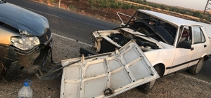 Yavuzeli'inde trafik kazası: 1 ölü, 3 yaralı 61 yaşındaki kadın hayatını kaybetti
