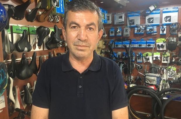 """Pandemi ve havaların ısınması bisiklete olan ilgiyi artırdı Bisiklet İl Temsilcisi Mehmet Lüzumlar: """"Kayseri'de bisiklete olan ilgide 1'e 300 oranında artış yaşandı"""""""
