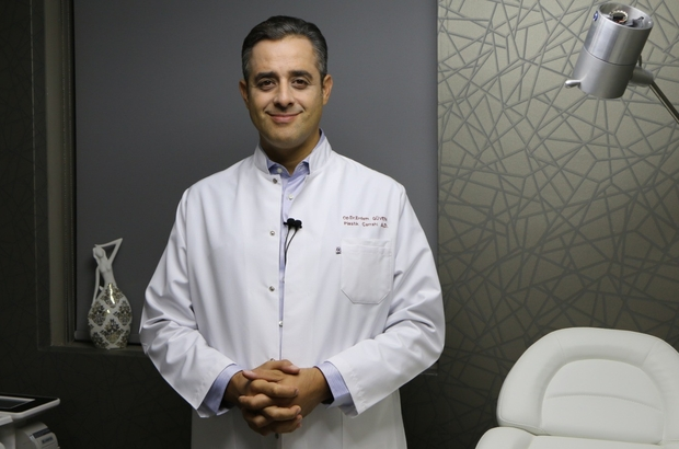 Doç. Dr. Erdem Güven, izsiz kol germede J-Plasma teknolojisini anlattı