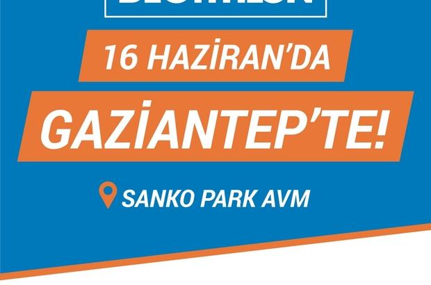 """Decathlon SANKO Park'ta Uluslararası spor malzemeleri mağaza zinciri """"Decathlon"""", Doğu ve Güneydoğu'da ilk mağazasını yarın SANKO Park'ta açacak"""