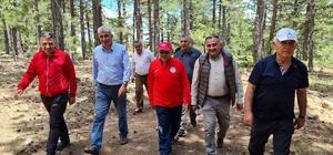 """Başkan Büyükkılıç: """"Kayserimizin her köşesi cennet misali"""""""