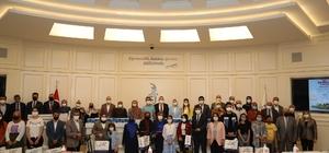 """""""Ben Başkan Olsaydım"""" mektup yarışması sonuçlandı Gençler fikirlerini Başkan Şahin'e yazdığı mektuplarla iletti"""