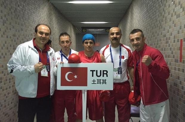 Dünya şampiyonu boksör Ordu'da kampa girecek
