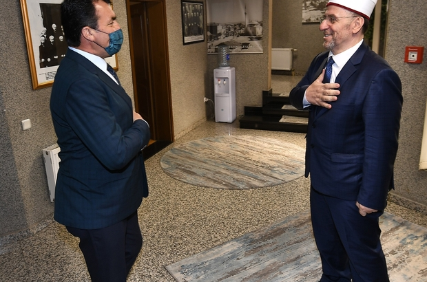 """Dündar'dan Kosova'da önemli ziyaretler Başkan Dündar: """"Balkanlar bizim gönül coğrafyamız"""""""