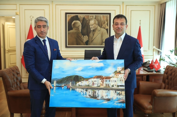 Başkan Oktay, İmamoğlu'nu Marmaris'e davet etti