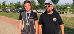 Süleymanpaşalı sporcunun Türkiye Şampiyonluğu başarısı