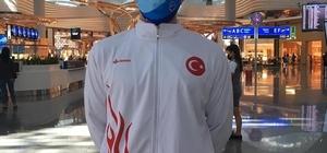 Şehitkamilli sporcu, Dünya Şampiyonası'nda palet vuracak İtalya'da hedef finaller