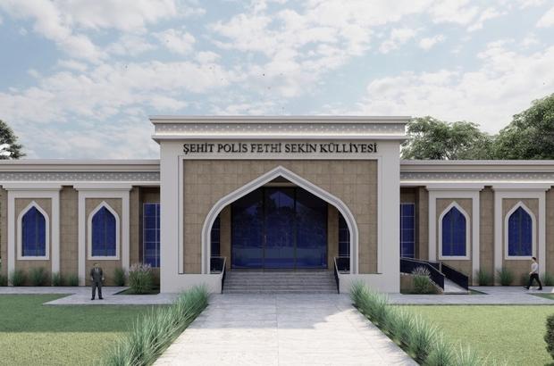 Şehit Fethi Sekin Külliyesi yapılıyor, yıl sonuna hizmete girecek