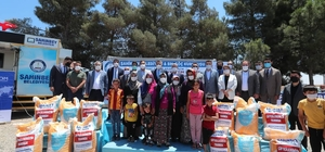 Şahinbey'den hayvan yetiştiricilerine bir destek daha
