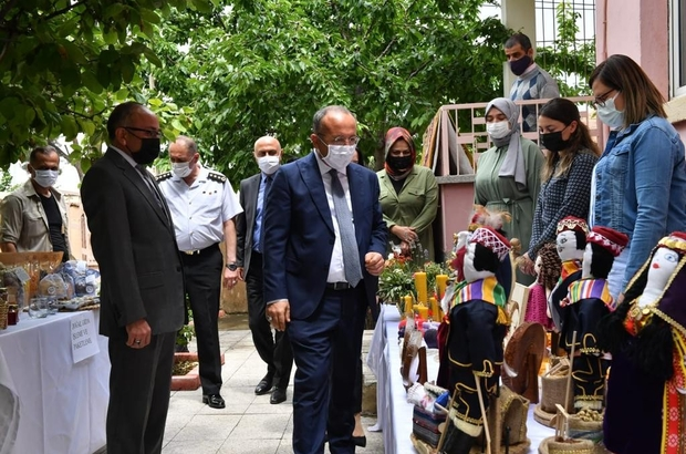 Vali Ali Fuat Atik, Çal ve Bekilli ilçelerini ziyaret etti