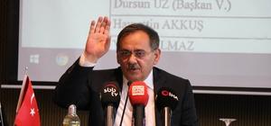 """Samsun Büyükşehir Belediye Meclisi Haziran Ayı Toplantısı Başkan Demir: """"Toprak ve yeşille uyumlu bir proje olacak"""""""