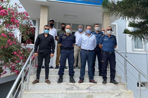 MHP Datça, Jandarma teşkilatının yıldönümünü kutladı