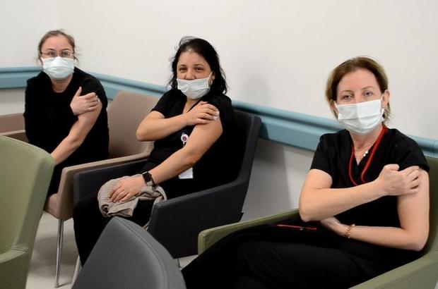 Trakya'da aşı sayısı 1 milyonu geçti