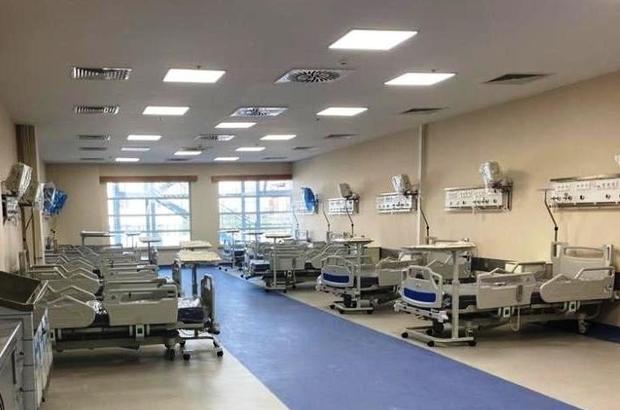 Aydın'da yoğun bakım hastalarının yakınları telefonla bilgilendiriliyor