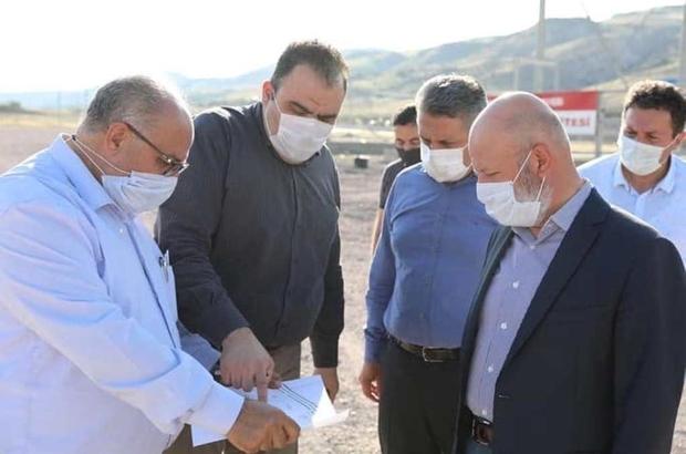 Kocasinan'da Kayseri'de tel Türkiye'de örnek olan kurban hizmeti Erkilet'e taşınıyor