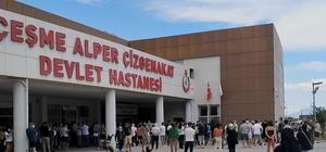 Ünlü tatil merkezi Çeşme'de günlük aşı kapasitesi 3 bine çıktı