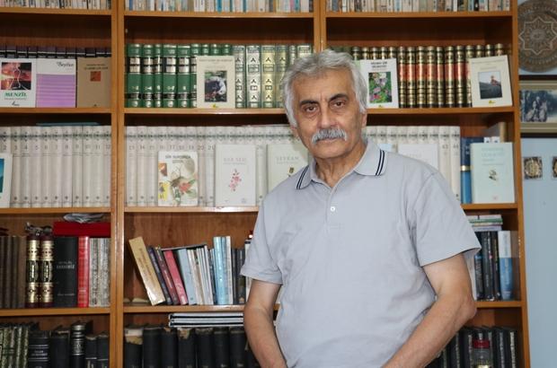 """Karakoç: """"Babamın evi müzeye dönüştürülsün"""" 88 yaşında hayatını kaybeden ünlü Şair ve Yazar Bahaettin Karakoç'un oğlu Oğuz Karakoç, babasının yaşadığı evin müzeye dönüştürülerek eserlerinin ve hatıralarının sergilenmesini istedi"""