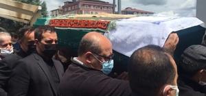 Rafet El Roman'ın baba acısı Rafet El Roman, babasını Tekirdağ'da son yolculuğuna uğurladı