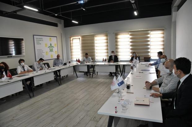 Yalın dönüşümde ilk etap tamam Gaziantep model fabrika'da verilen yalın dönüşüm eğitimleri ve uygulamalarının ilk etabı tamamlandı