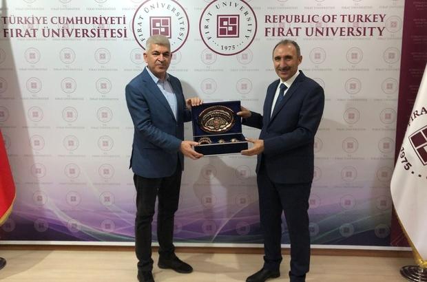 """Kütüphaneler Daire Başkanı Tuğlu, """"Kütüphaneler üniversitenin kalbidir"""""""