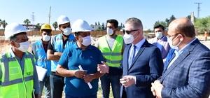Gaziantep bölgenin sağlık üssü olmaya hazırlanıyor Gaziantep'te sağlık yatırımları hız kesmeden devam ediyor