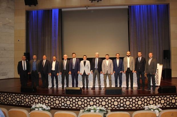Konya Gazeteciler Cemiyeti'nde Özdemir yeniden başkan