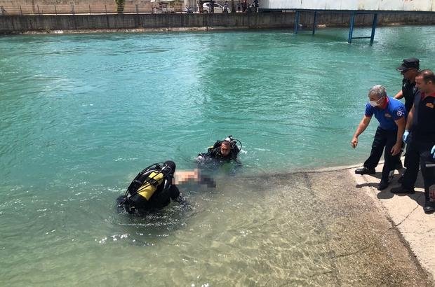 Serinlemek için girdiği sulama kanalında boğuldu Adana'da serinlemek için sulama kanalına giren iki arkadaştan kaybolan gencin cesedi bulundu