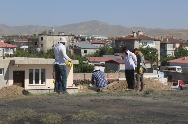 Esrarengiz tepenin sırrı çözülüyor Aylardır nöbet tutulan bölgede sondaj kazı çalışması başlatıldı