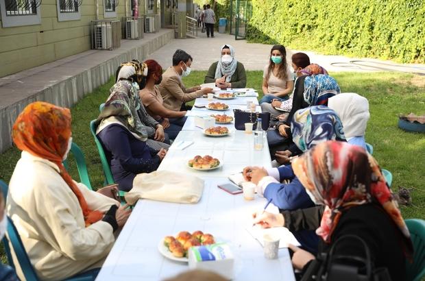 Diyarbakırlı kadınlar, yöresel yemekleri yabancı turistlere tanıtacak