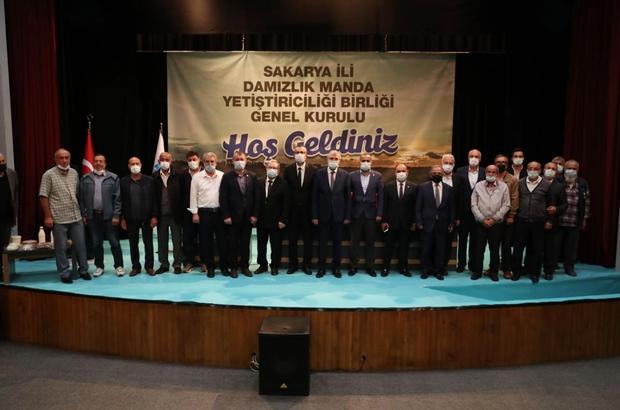"""Başkan Ekrem Yüce: """"Sakarya'da hayvancılığa ivme katacak bir tesis kuruyoruz"""" Sakarya'da kurulacak bu tesis sayesinde vatandaş kaliteli ürünü uygun fiyata alacak"""