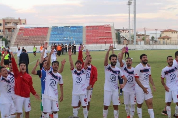 Sökespor, Bolvadin'i tek golle geçti