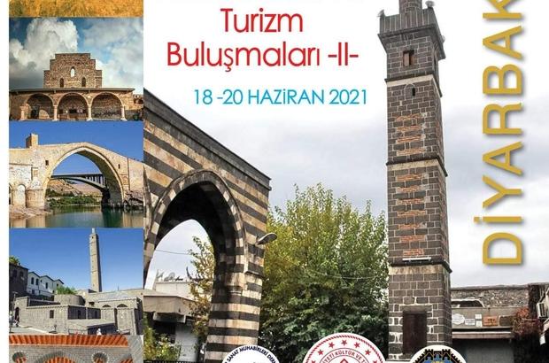 Medya, Kültür Sanat ve Turizm Buluşmaları Diyarbakır'da başlıyor
