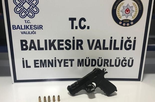 Balıkesir polisinden huzur operasyonu