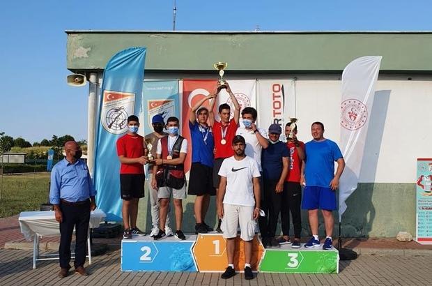 Kağıtsporlu atıcılar, Türkiye Şampiyonasından başarılar ile döndü