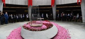 9. Cumhurbaşkanı Süleyman Demirel vefatının 6'ncı yılında kabri başında kısıtlı katılımla anıldı