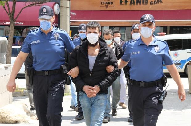 Lastikçi görünümlü hırsızlık şüphelileri tutuklandı