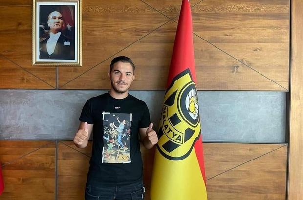 Yeni Malatyaspor, Cengizhan Akgün'ü renklerine bağladı