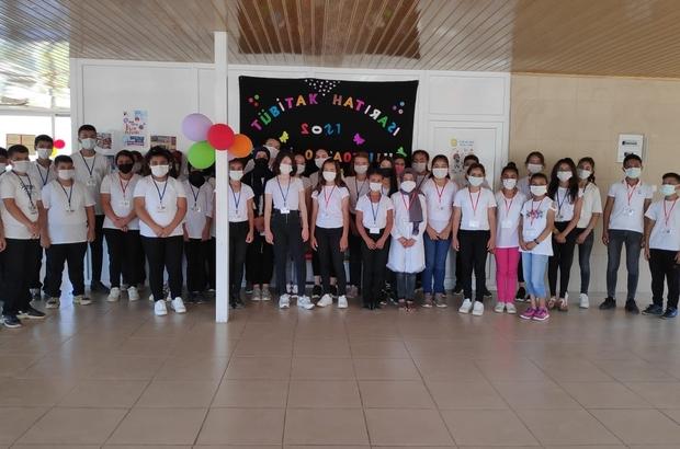 Bozyazı Gazi Ortaokulunda '4006 TÜBİTAK Bilim Fuarı' açıldı