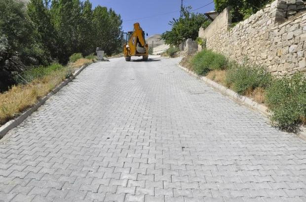 Parke çalışmaları tamamlandı Gürün Belediyesi Fen İşleri Müdürlüğü ekipleri tarafından ilçede Pınarönü Mahallesi ve Çarşıbaşı Caddesi'nde sürdürülen parke döşeme çalışmaları tamamlandı