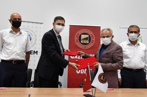 GSO ve GAÜN'den üniversite-sanayi iş birliğinde somut adımlar GSO ile GAÜN arasında iş birliği protokolleri imzalandı
