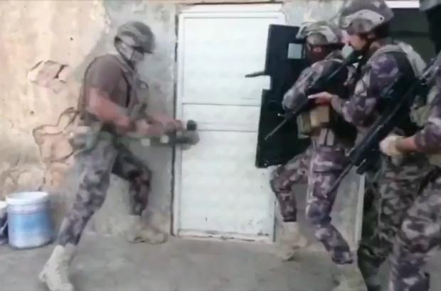 Şanlıurfa'da uyuşturucu operasyonu: 20 gözaltı Adliyeye çıkarılan zanlılardan 7'si tutuklandı
