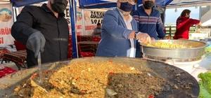 """Gaziantep lezzetleri tüm Denizlilileri bekliyorlar Cinkaya Sosyete Pazarı'nda vatandaşlar aradığı her ürüne tek noktadan ulaşıyor Cinkaya Sosyete Pazarı İşletmecisi Birol Karataş: """"Tüm Denizlili vatandaşlarımızı bekliyoruz"""""""