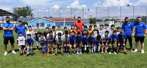 Yunusemre Altyapı Futbol Festivali sona erdi